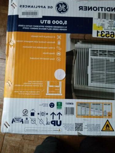 5000 btu air conditioner w remote