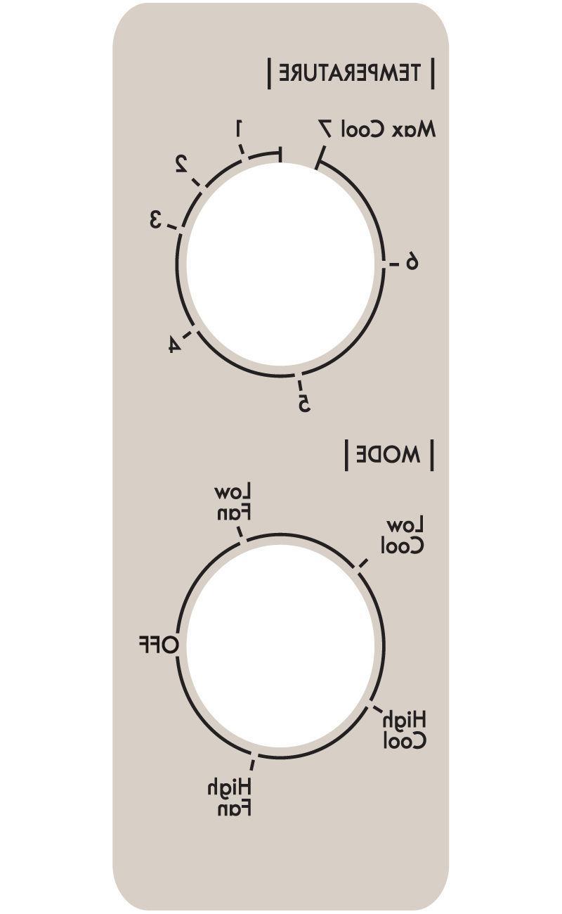 Kenmore BTU Window Conditioner, 150 Sq Home Unit w/