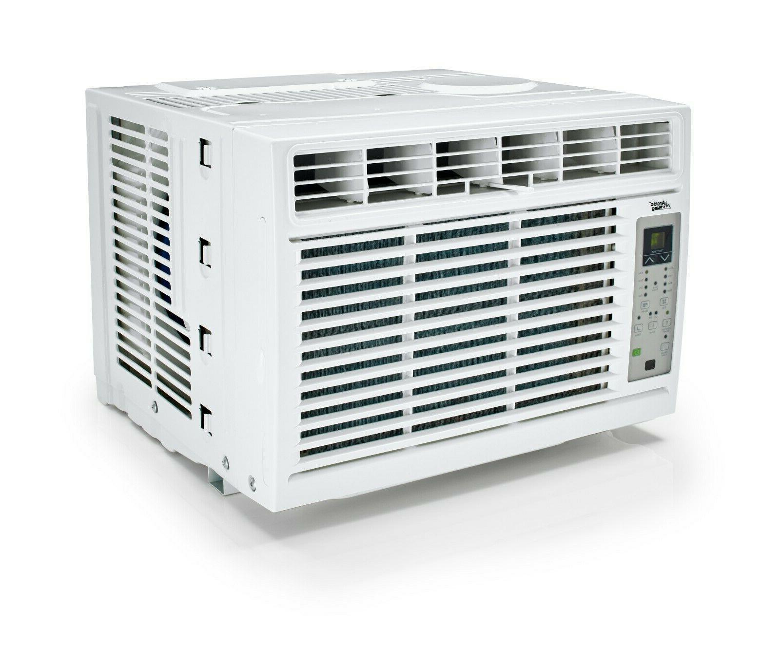 Arctic 5k Window Conditioner Fan Speeds