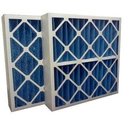 6 filters 16x25x4 merv 8 furnace air
