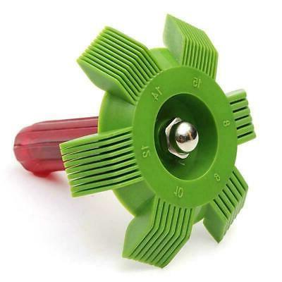 6 Conditioner Condenser Fin Comb Cleaner Tool