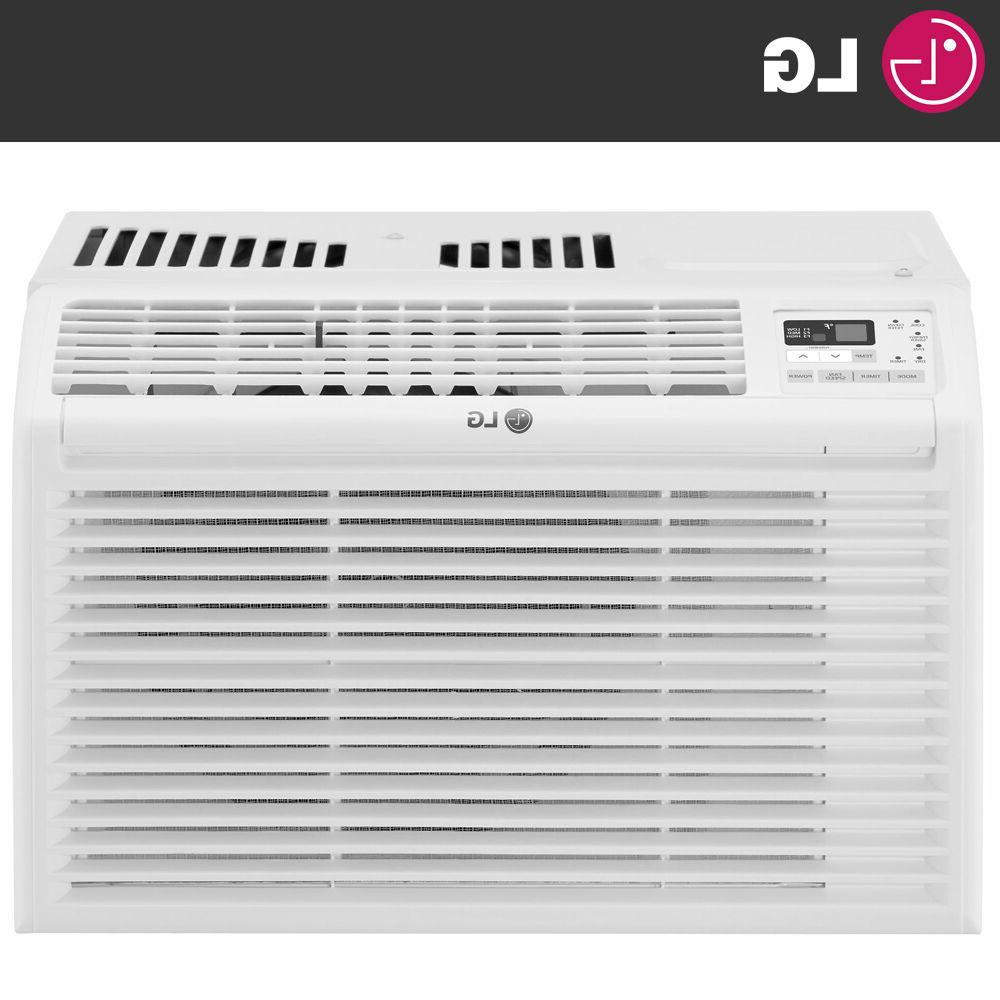 LG 6,000 Conditioner Ac W/ 3 Cooling Remote