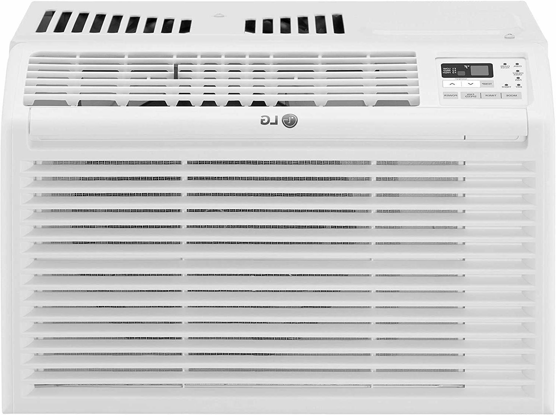 LG 6,000 BTU Air Conditioner Ac Window W/ 3 Cooling Speeds A