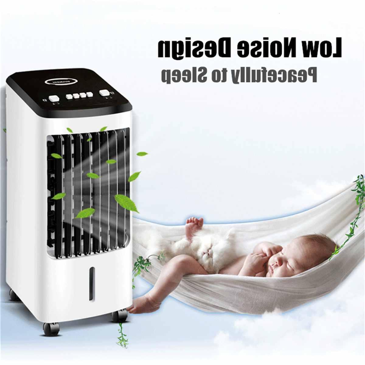 70W Portable <font><b>Air</b></font> Conditioning Cooling 220V Timed