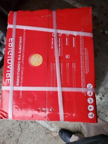 8,000 btu Portable Frigidaire Air BRAND model