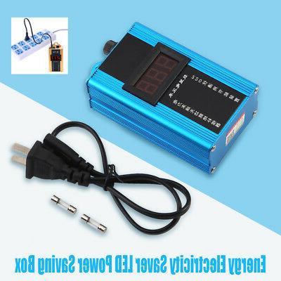 80KW 220V Saving Box Electricity Metal Up