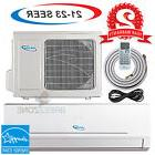 12000 Btu 20.5 SEER Ductless Mini Split Air Conditioner Heat