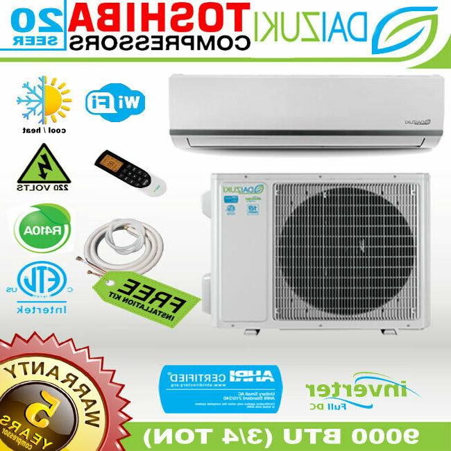 9000 btu air conditioner mini split 20