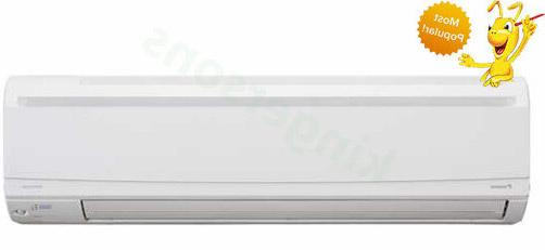 9000 Daikin Dual Wall Mounted Air Conditioner