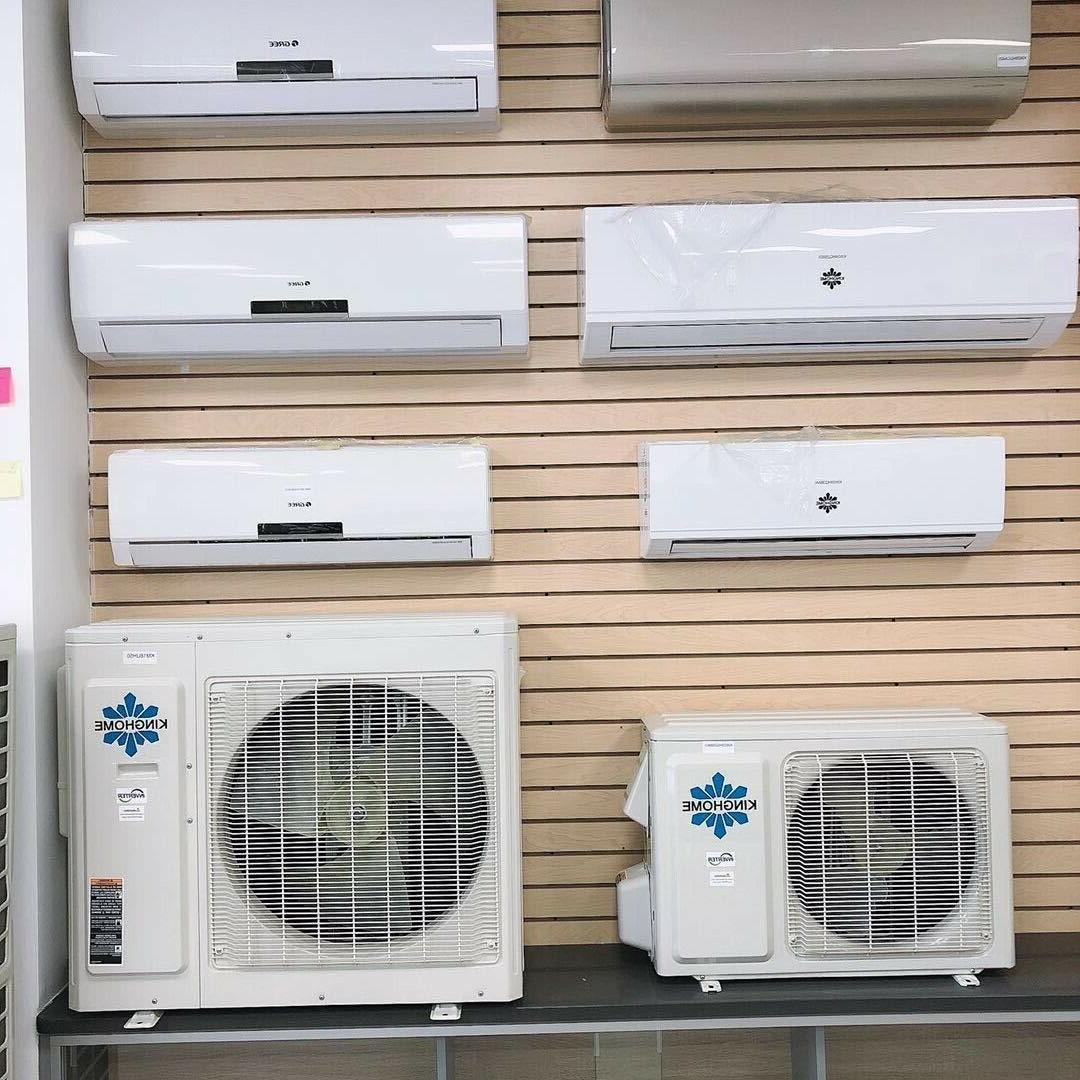 Mitsubishi 9k BTU Cooling+Heating Wall Split Air Conditioner