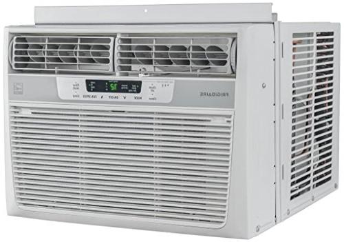 Frigidaire 10,000 Window-Mounted Compact Air with Temperature Sensing Remote Control