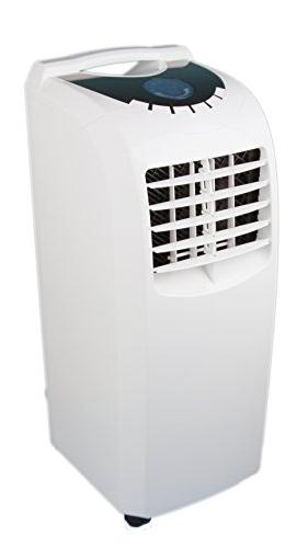 Global Air NPA1-08C 8000 BTU Portable Air Conditioner, Mediu