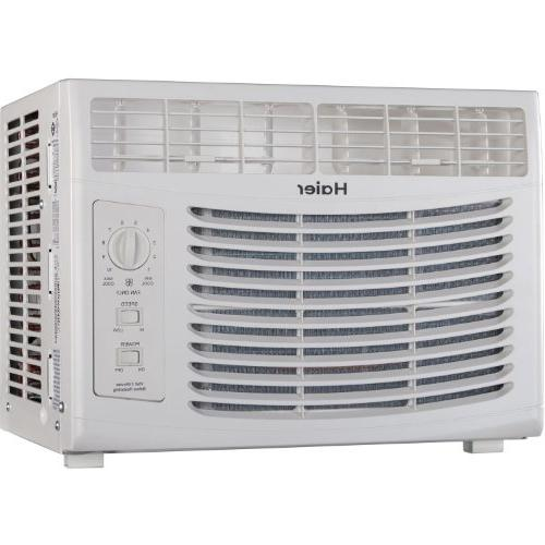 Haier 5,000 115V Window-Mounted Air Conditioner with Controls