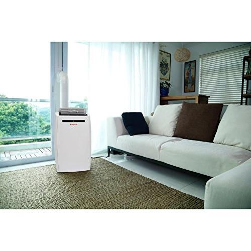 Honeywell - 10,000 Portable Air White