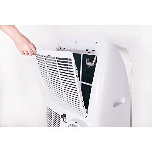 Honeywell 12,000 BTU Portable Air Control - Cooler 12000 - Gray