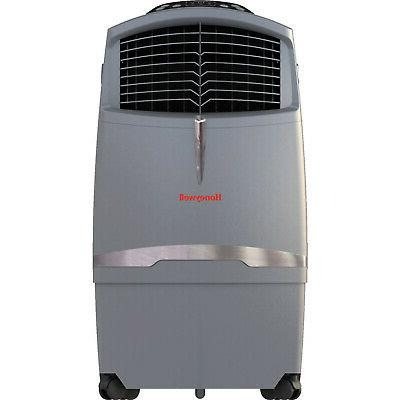Honeywell - Portable Air Cooler - Gray