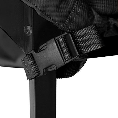 KHOMO - Series - Waterproof Duty Cover Protector Black