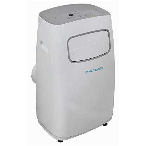 Keystone - 12,000 Btu Portable White/gray
