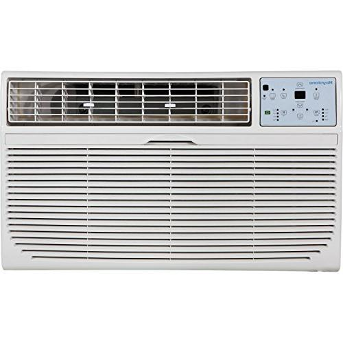 keystone 10000 btu 230v through the wall air conditioner hea
