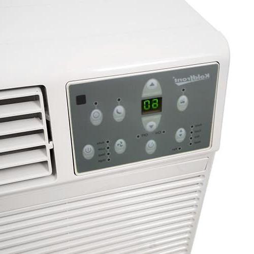 Koldfront 8,000 BTU Through The Wall Conditioner 3500 Heater