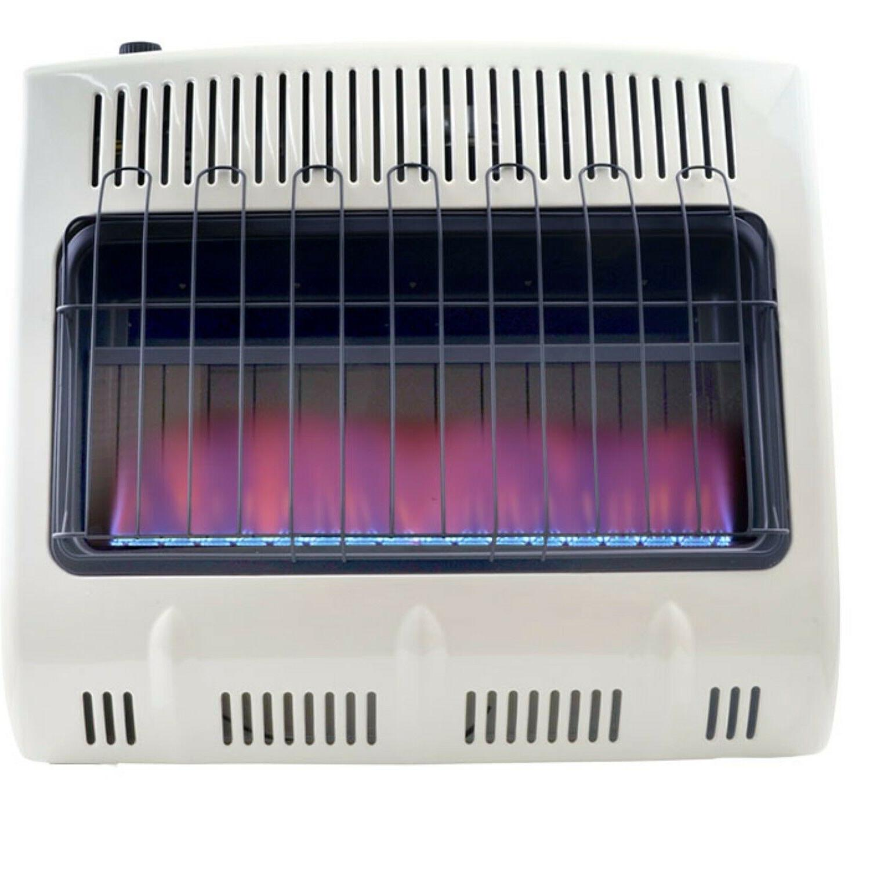 Mr. Heater Vent-Free 30,000 BTU Blue Flame Propane