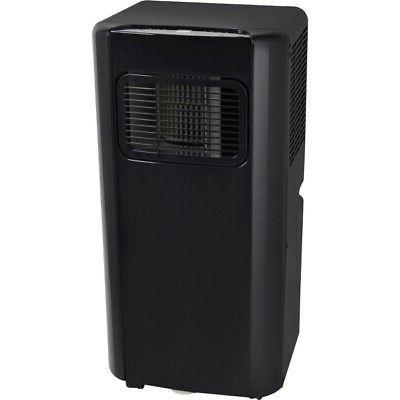 Royal Sovereign - 10,000 Btu Portable Air Conditioner - Blac