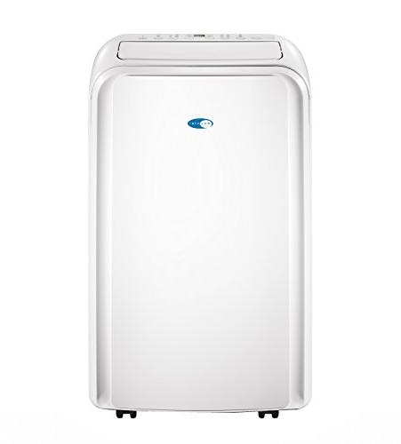 Whynter ARC-126MD BTU Dual Portable Conditioner, Dehumidifier, Fan 3M Rooms up to sq ft
