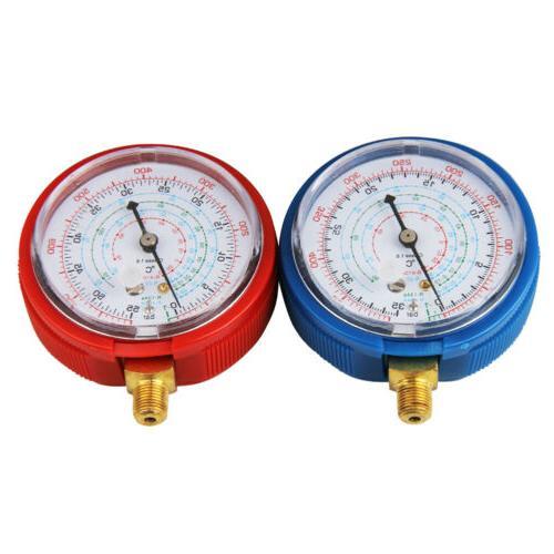 A/C Conditioner High Gauge PSI KPA