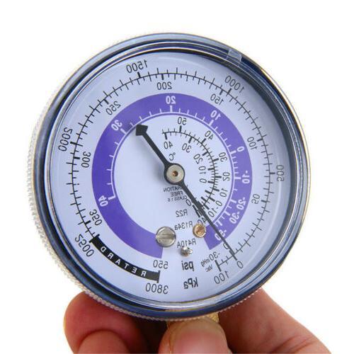 A/C R134A Refrigerant Pressure