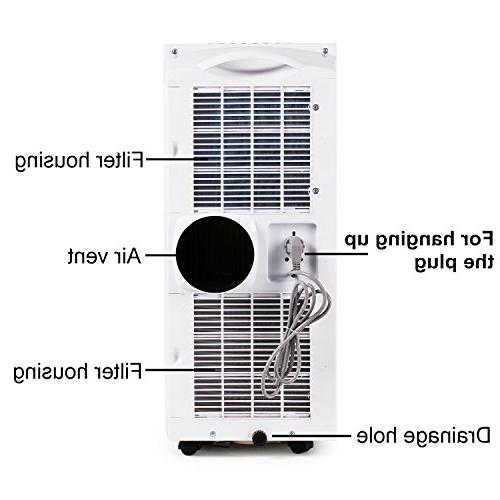 JHS Portable Air AC Control Air with and 2