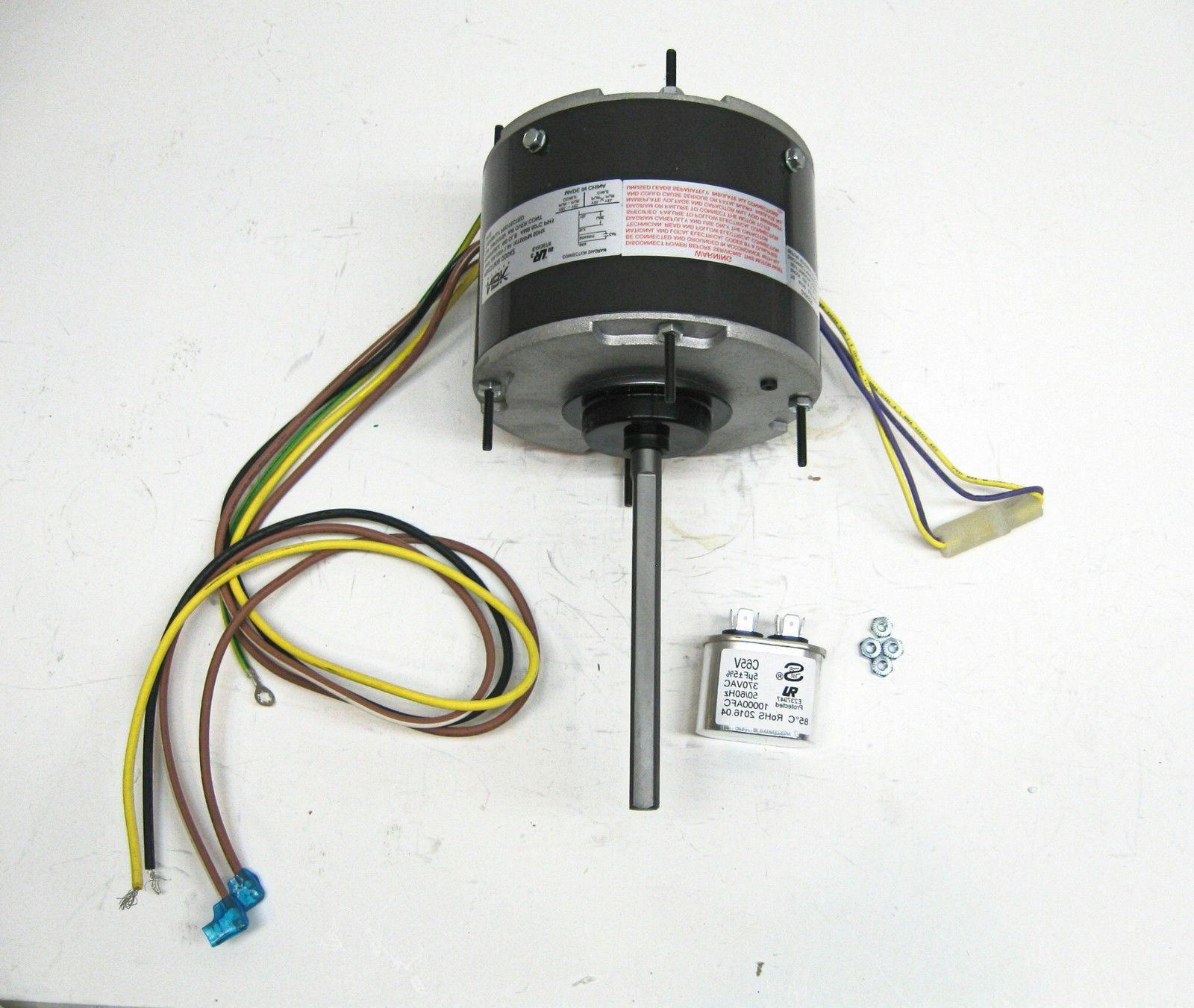 Ac Air Conditioner Condenser Fan Motor 1  4 Hp
