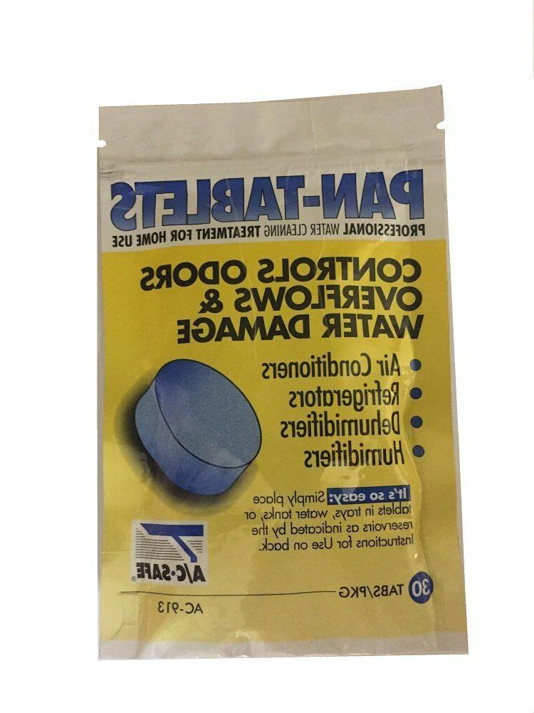 Pan Tablets - 30 count: Cleans scum in Drain Pans and Humidi