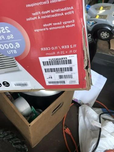 AC Conditioner 6000 BTU - Sq.