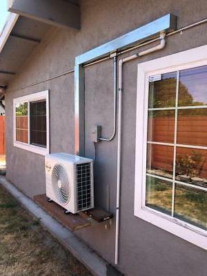Air Conditioner,1 Mini Split, 110 Heat Wi-Fi