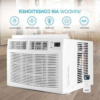 air conditioner 18000 btu ac window mounted