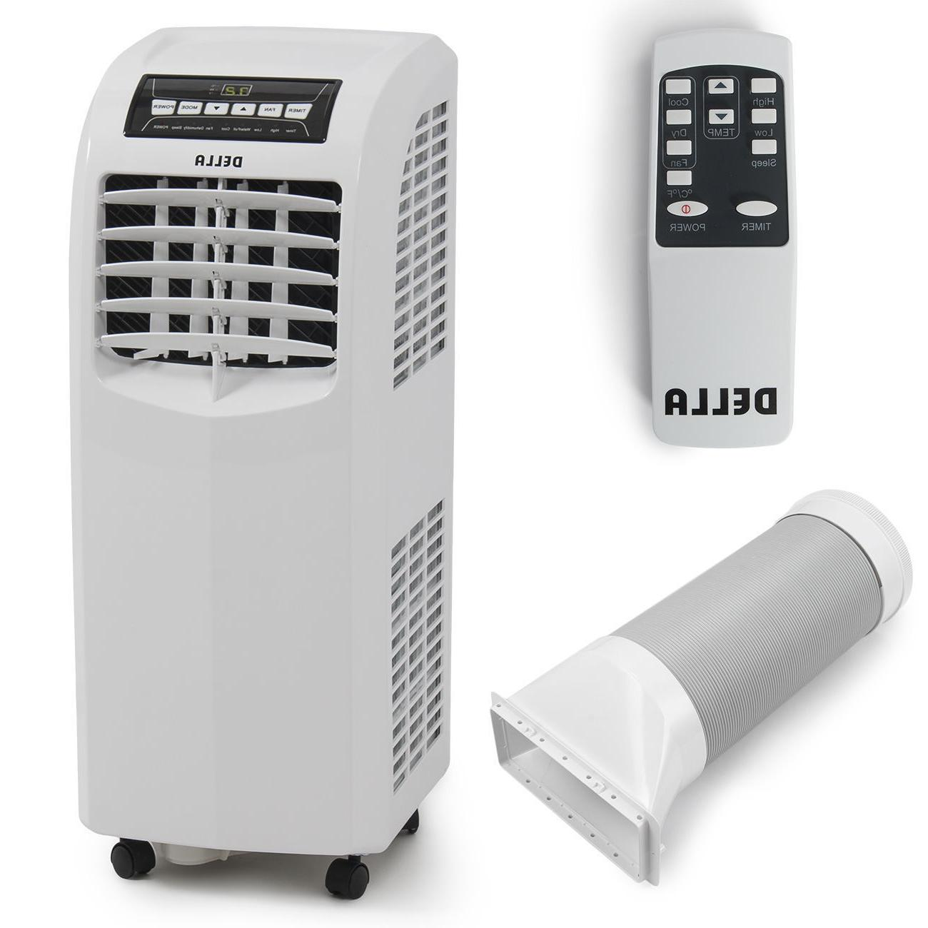 Air Conditioner 8,000 BTU Portable Cooling A/C Cool Fan indo
