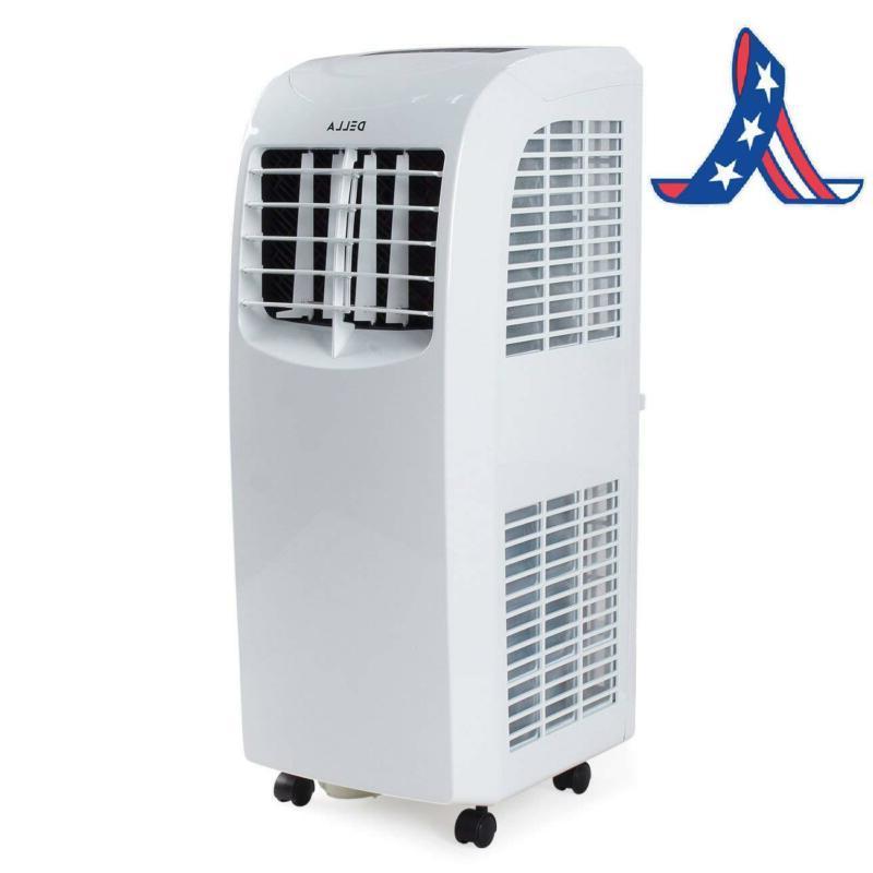 Della Fan 8,000 Dehumidifier A/C Remote Con