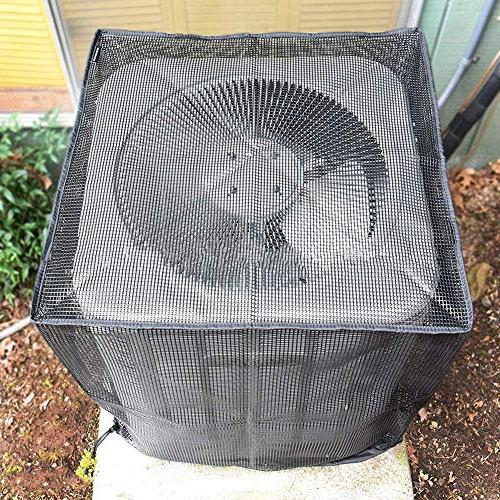 QEES Air Conditioner for Full Mesh Cover, Outdoor Air