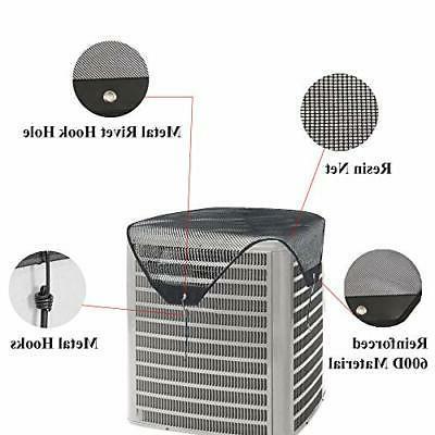 YINTZ Conditioner Cover- AC Leaf Guard All AC