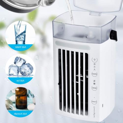 Desk Cooler Mini Fan
