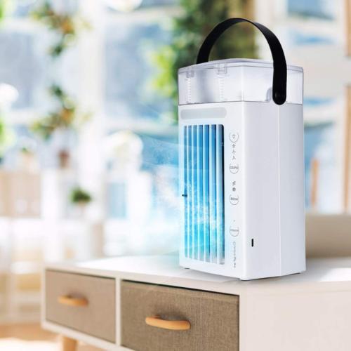 Air Conditioner Personal Desk Cooler Portable Fan
