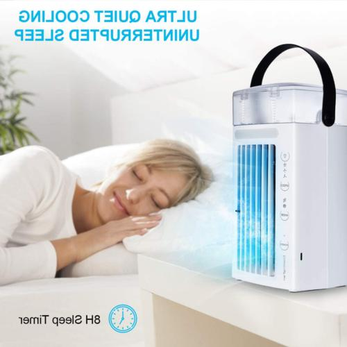Air Conditioner Desk Space Air Cooler Fan