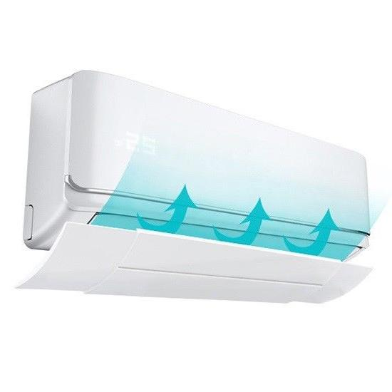 air conditioner wind shield cold wind gas
