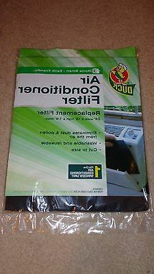 NEW Air Conditioning Conditioner Replacement Filter Window A
