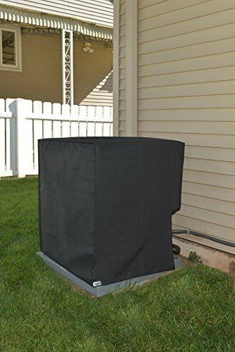 air Conditioning System Unit YORK YFE18B21S Black Cover 24''