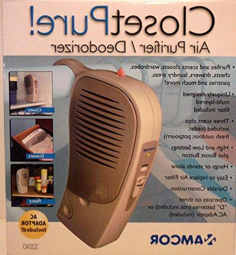 air purifier deodorizer