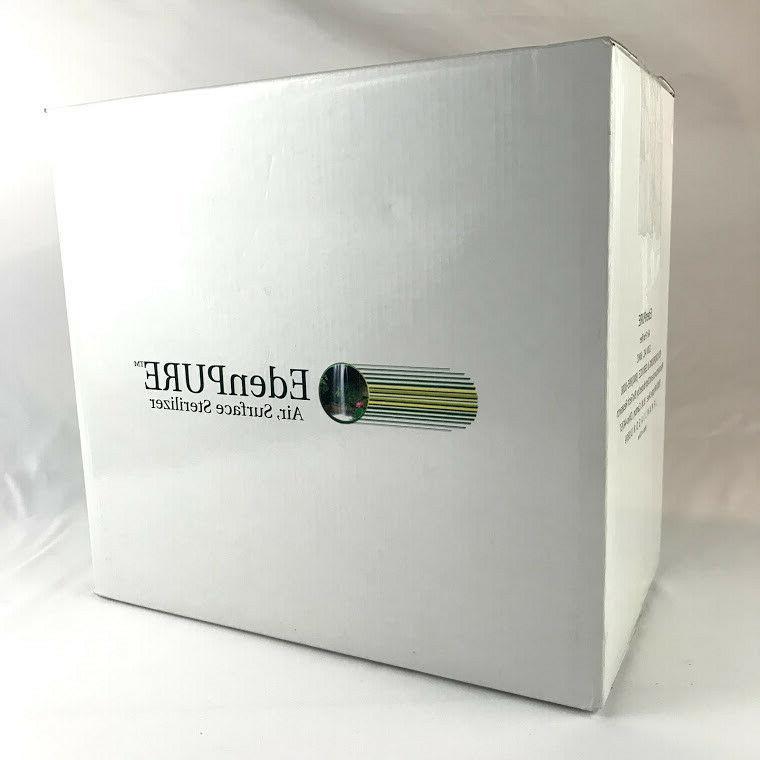 EdenPURE Air Purifier 1000 Air & Sterilizer with