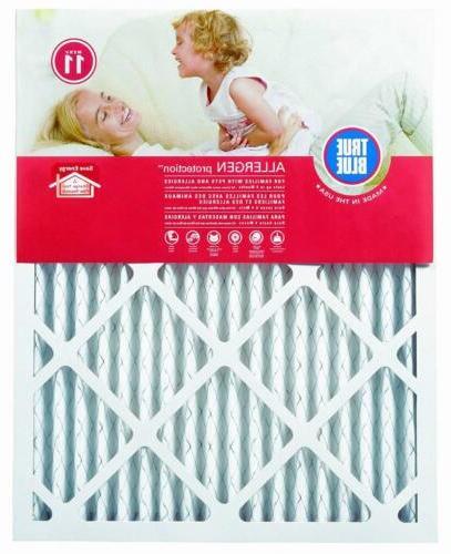 allergen 14x20x1 air filter merv 11 4