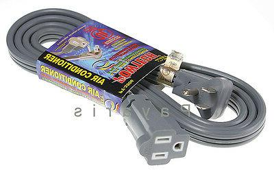 Appliance Air Conditioner AC Extension Cable Power Cord Heav