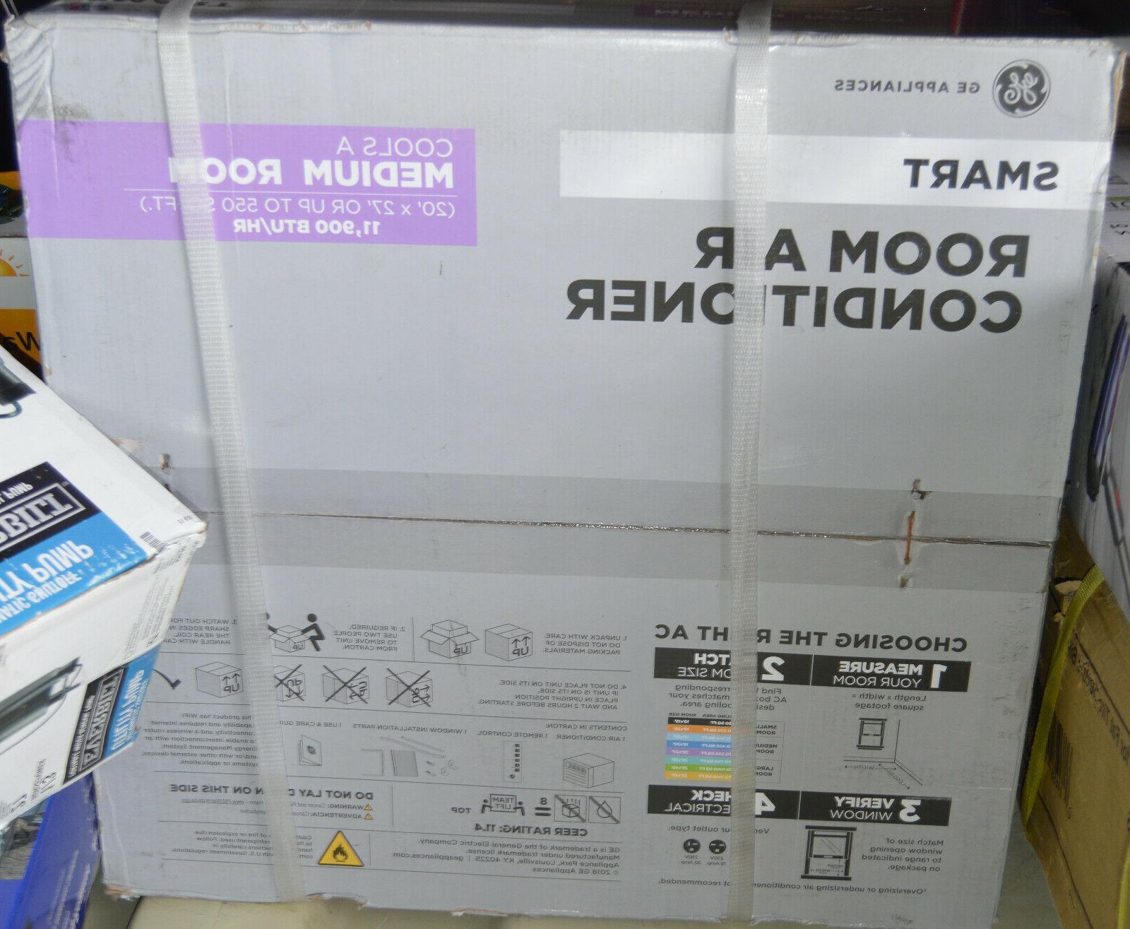 GE Smart Room Air Conditioner BTU